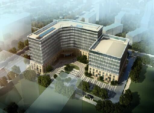 天津市国家税务局数据处理中心及税务干部学校新建工程