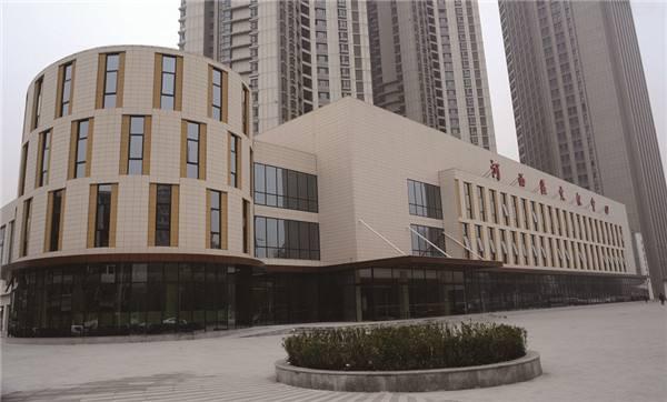天津市河西区文化中心